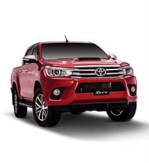 Toyota Hilux Revo V A/T 2018