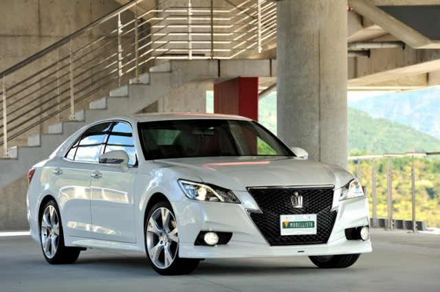 Toyota Crown Royal Saloon 2021 (Automatic)