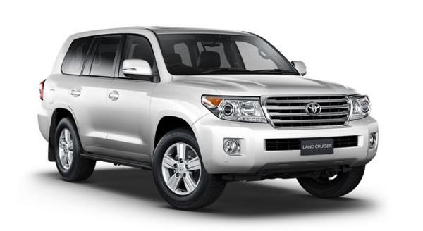 Toyota Land Cruiser SW VX