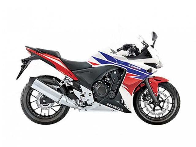 Honda CBR 500R 2021