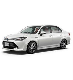 Toyota Axio 2018