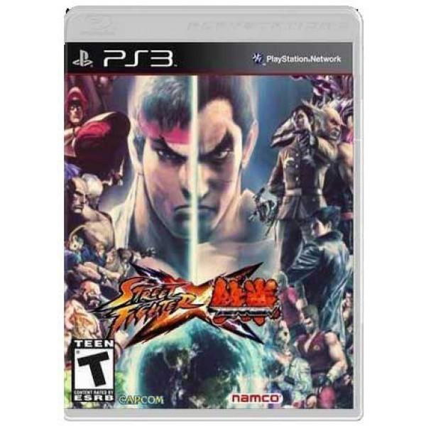Street Fighter X Tekken for Ps3