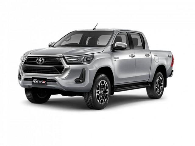 Toyota Hilux Revo V 2.8 2021 (Automatic)