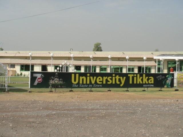 University Tikka