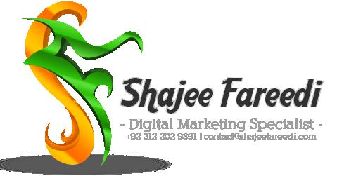 Shajee Fareedi - SEO Specialist | SEO Training In Karachi