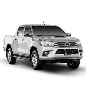 Toyota Hilux Revo G M/T 2018