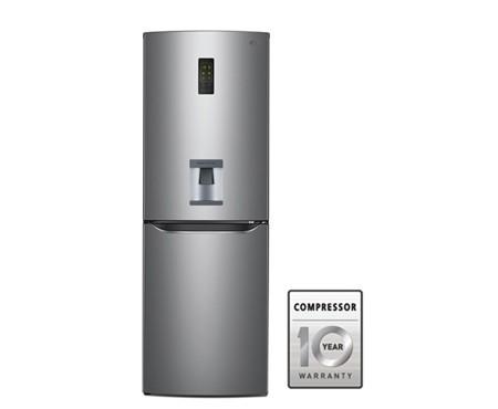 LG GR-F419SLQK Bottom Freezer Double Door