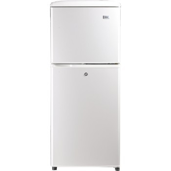 Haier HRF-155 Grey Top-Freezer Direct cooling