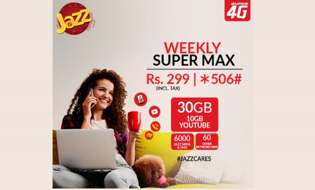 Jazz Weekly Super Max