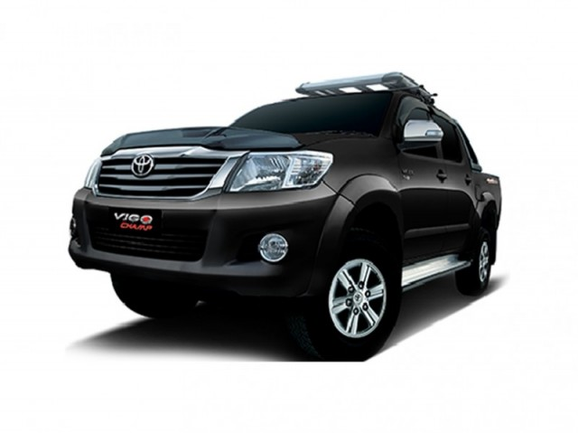 Toyota Hilux 4x2 Up Spec