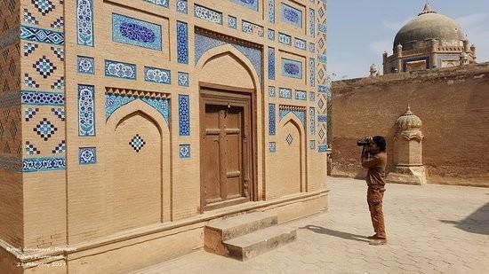 The Abbasi Royal Graveyard