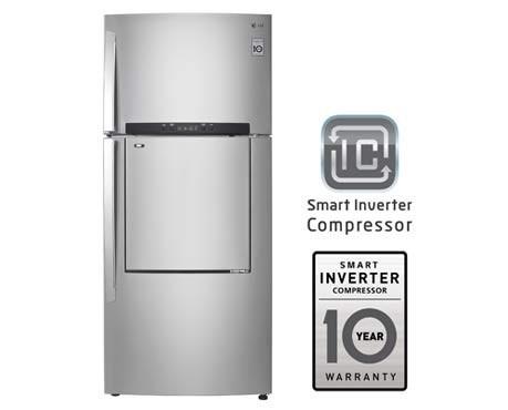 LG GR-D602HLAL Top Freezer Double Door