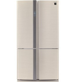 Sharp SJ-FP760VBE Bottom Freezer Four Door