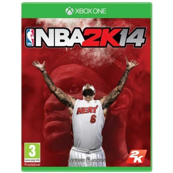NBA 2K For Xbox One