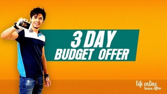 3 Day Onnet Offer