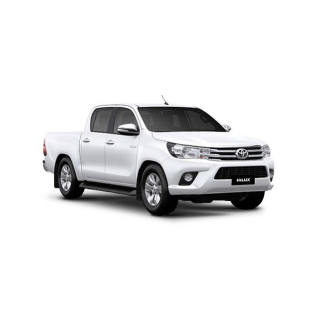 Toyota Hilux E 2018