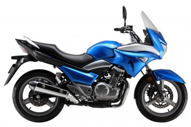 Suzuki Inazuma Gw 250 2017 Bike