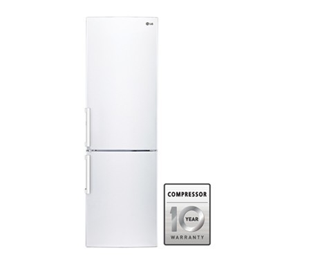 LG GW-B439BQHW Bottom Freezer Double Door