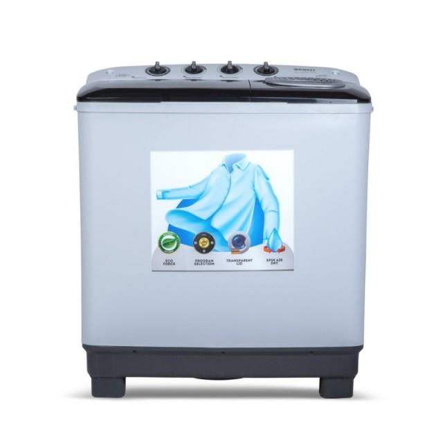 Orient Twin 12 Kg Modern White Washing Machine