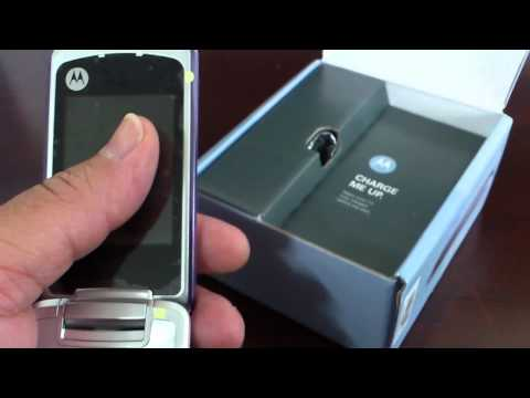 Motorola Gleam Unboxing Video - Phone in Stock at www.welectronics.com