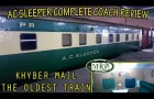 Khyber Mail AC Sleeper Review
