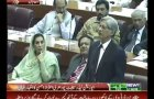Aitzaz Ahsan Mother or son Story and Speech in Parliament 2-9-2014