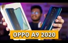 OPPO A9 2020 Unboxing | 8GB Ram,4 Cameras,5000mAh.