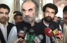 CM Baluchistan Nawab Aslam Raisani is very funny  reported by Muhammad Shahzad Ali