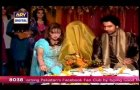 Flim Star Sana Nawaz Shows Her Wedding Videos In Live Show