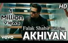 Falak Shabir - Akhiyan (Ft.Arjun)