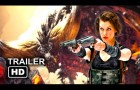 Monster Hunter Trailer (2019) [HD] | Milla Jovovich, Action Movie (FanMade)