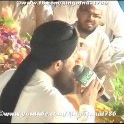 Ya rab bitha de gumbad e hazra By Owais Raza Qadri New Beautifull Naat at sheranwala Lahore