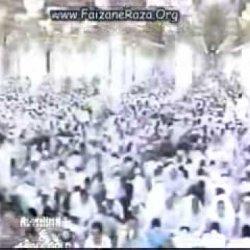 Firaaq-e-madinah mein dil ghamzada hai