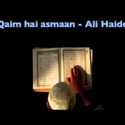 Qaim hai Asmaan