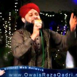 Mere Aaqa Nigah e Karam Ho- Owais Raza Qadri-Karachi Mehfil 2012