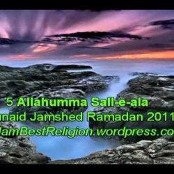 Allahumma Sall-e-ala (Rabbi Zidni Ilma)