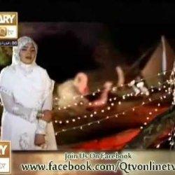 new naat ramzan 2013 - qtv shan e ramadan