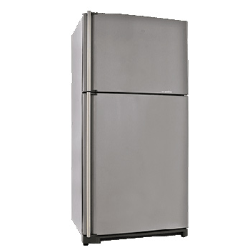 Dawlance Top Mount Top Freezer Double Door Refrigerator