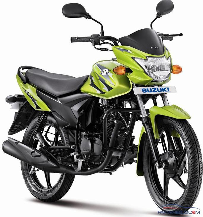 Suzuki GD 110 Euro II Bikes Motorcycle Price in stan ...