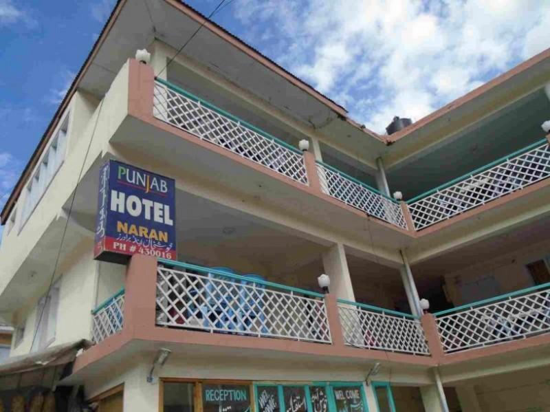 Punjab Hotel In Naran Kaghan Valley Stan
