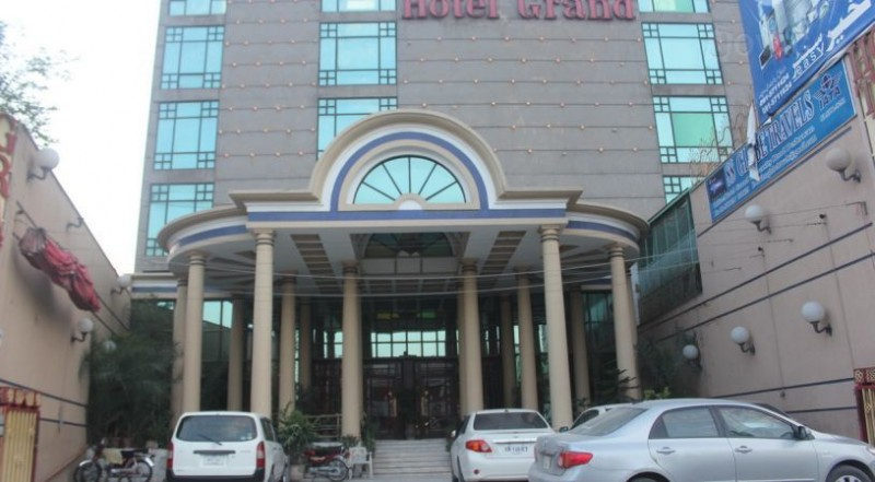Hotel Grand Hotel In Peshawar Pakistan Price Contacts