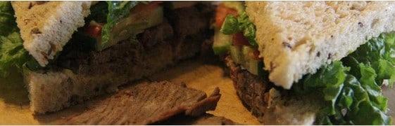 EatFit Sandwiches Menu