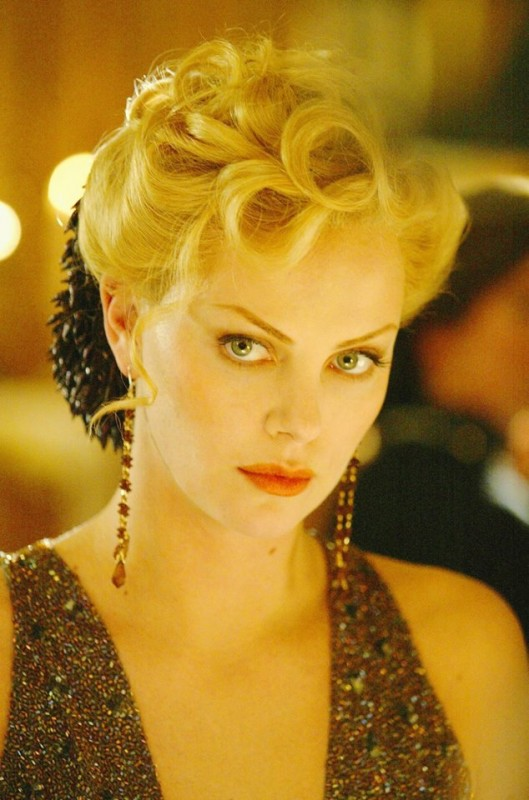 Charlize Theron Movies List Height Age Family Net Worth