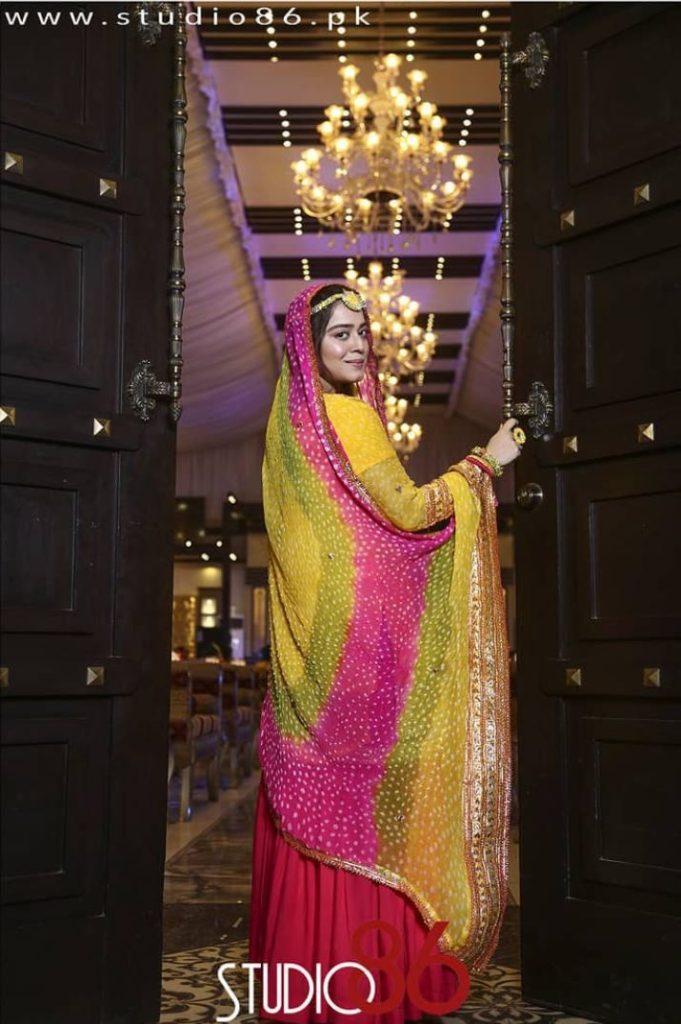 Sara Razi Khan Mayoun Mehndi – Pictures 3