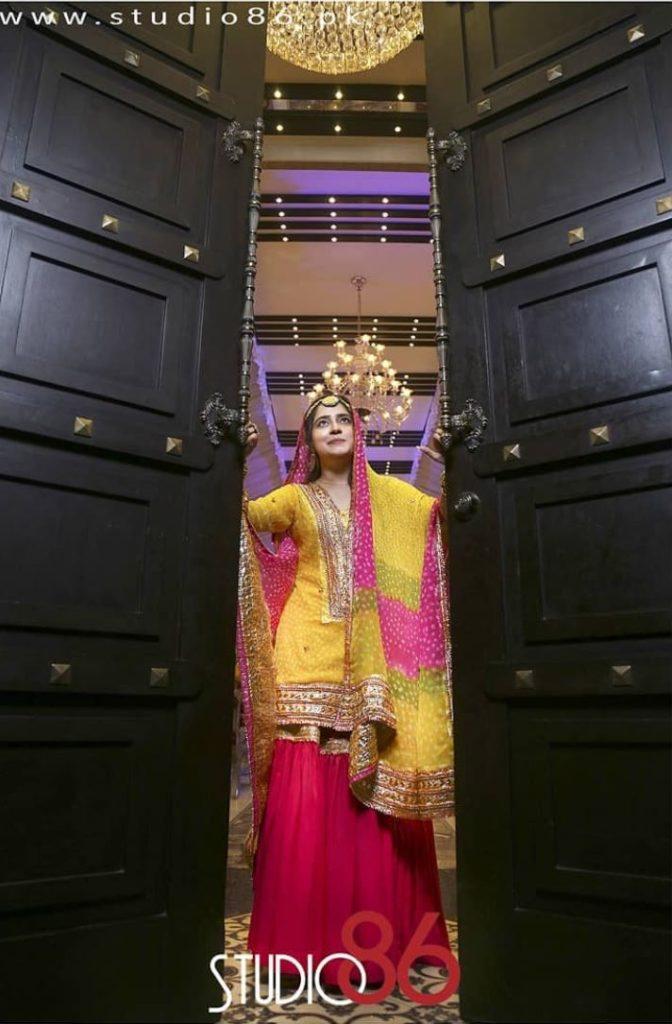 Sara Razi Khan Mayoun Mehndi – Pictures 4