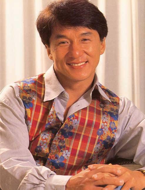 Jackie Chan Movie List...
