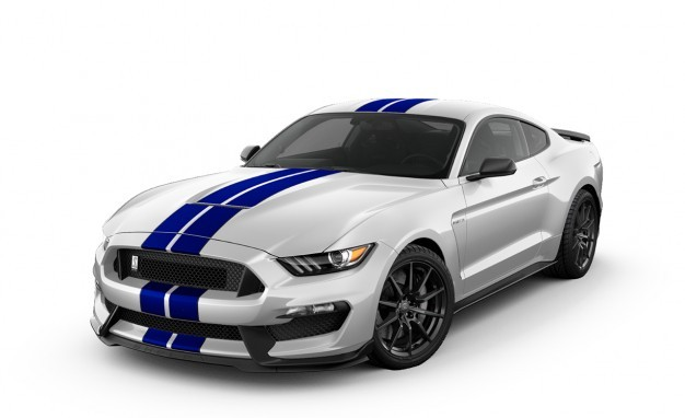 Car Brand Names >> Ford Mustang Shelby GT350R 2017 Price in Pakistan, Review ...