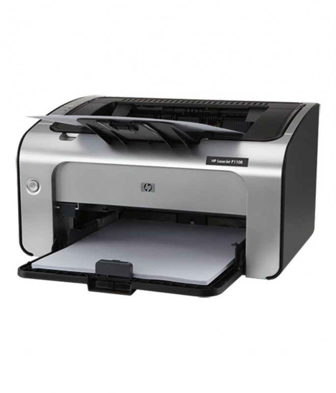 Hp Laserjet Pro P1108 Single Function Laser Printer
