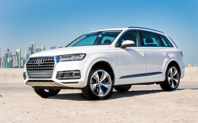 Audi Q7 2018 Price in Pakistan, Review, Features & Images